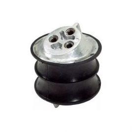 Coxim Dianteiro do Motor Alumínio